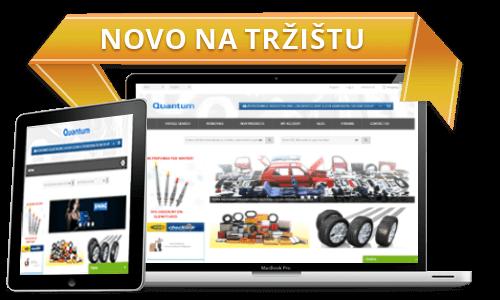 Maloprodajni webshop - nova verzija uskoro na tržištu